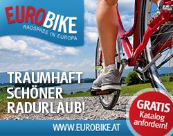 Eurobike - Traumhaft schöner Radurlaub